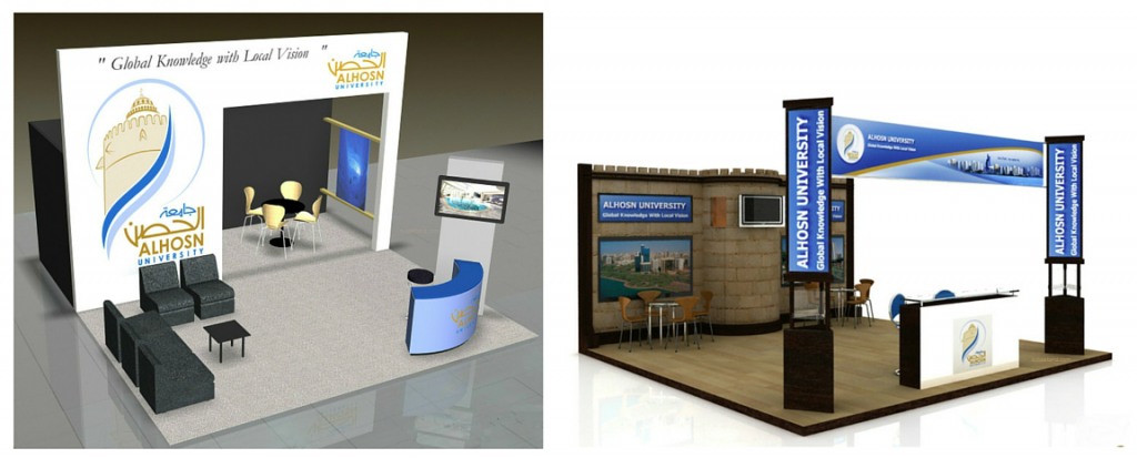 exhibition design and build